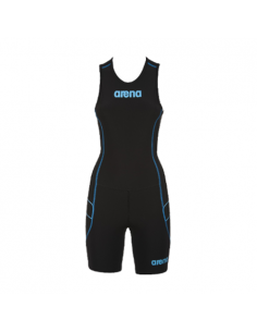 Arena Mono Triatlón WOMAN TRISUIT ST REAR ZIP