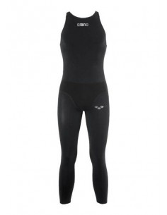 Arena Bañador Competición Aguas Abiertas POWERSKIN R-EVO+OPEN WATER FULL BODY LONG LEG CLOSED Hombre Negro
