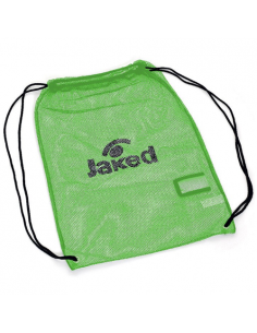 Jaked Red TETRIS MESH BAG