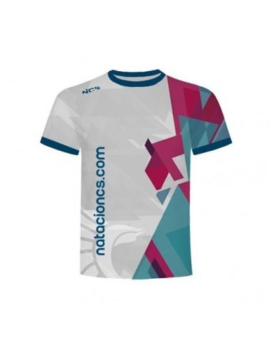 NCS Camiseta NATACIONCS.COM