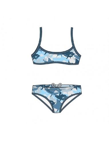 Jaked Bikini FUNNY SHARK MOOD Mujer