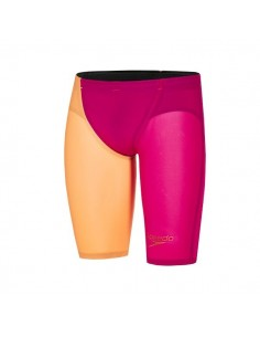 SPEEDO BAÑADOR COMPETICION FASTSKIN LZR RACER ELITE 2 JAMMER HOMBRE RED/ORANGE