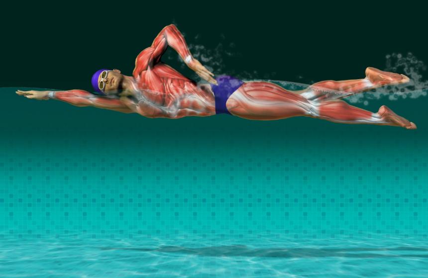 Consejos para nadar más rápido