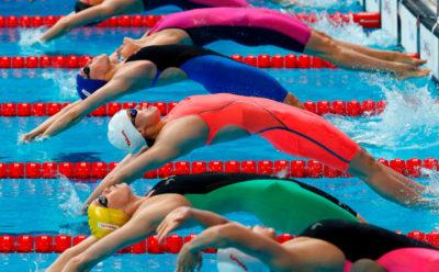 Las mejores nadadoras de la historia