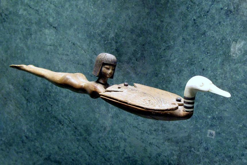 ¿Quién inventó la natación como deporte?