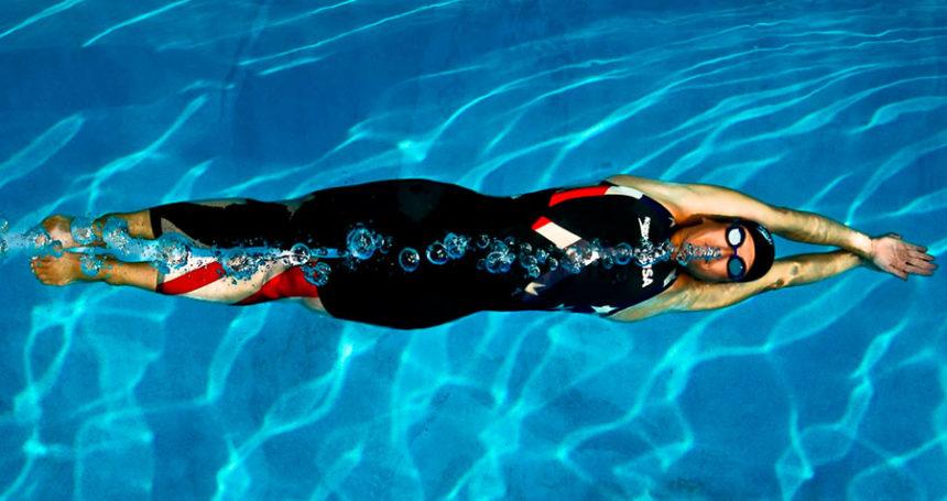 Mejores ejercicios de natación para triatletas