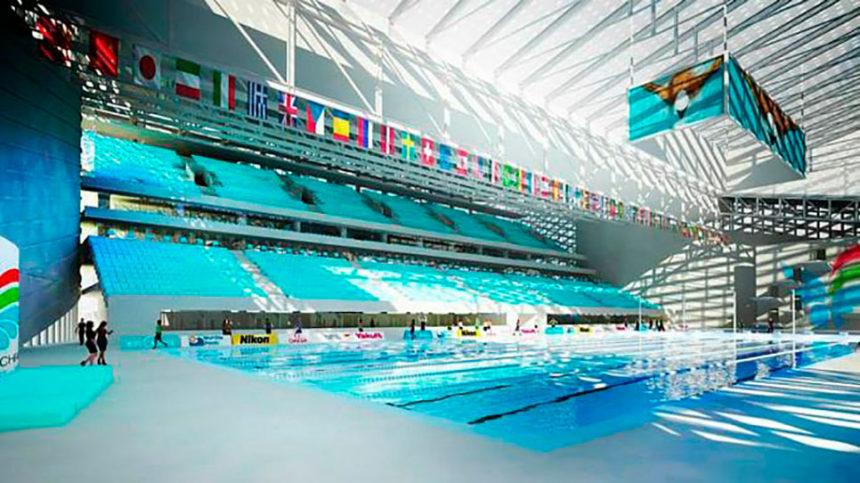 Mundiales de natación 2017 Budapest