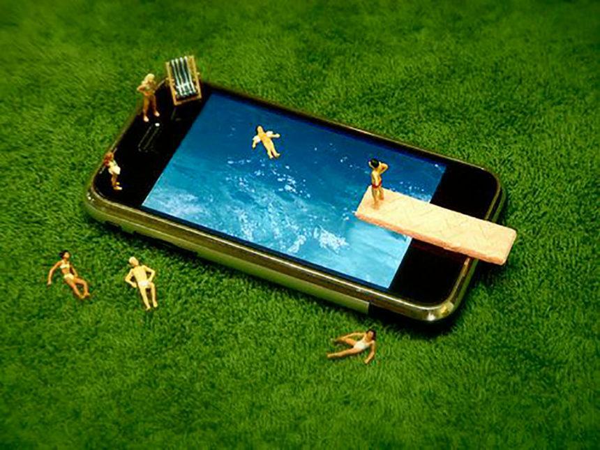 5 Aplicaciones sobre natación para tu Smartphone
