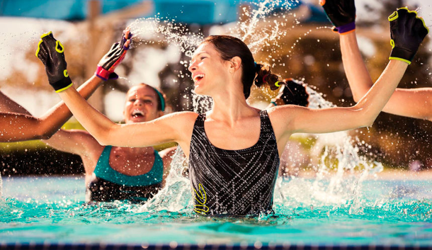 Aquagym: Un deporte lleno de beneficios