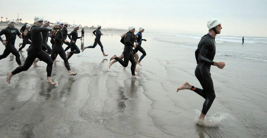 Los riesgos de nadar en aguas abiertas