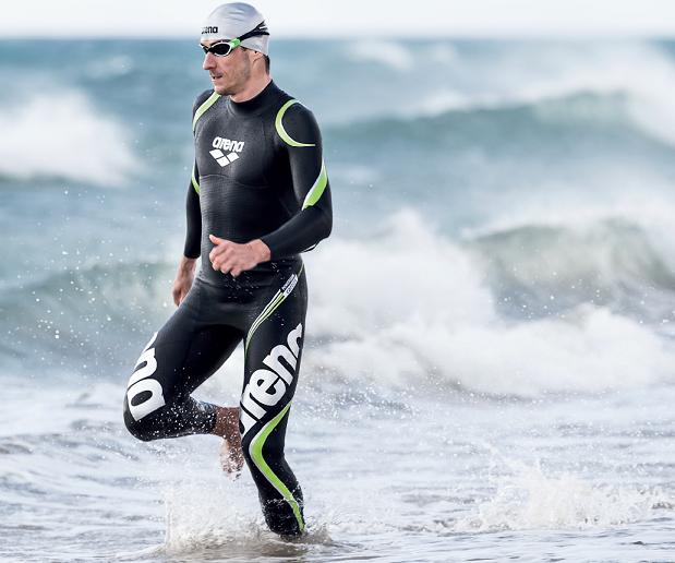 Arena traje de traje Triwetsuit para hombre - Tienda  natación