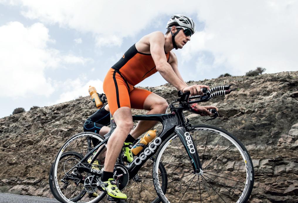 Arena Mono Triatlón Carbon Pro Front Zipper Hombre