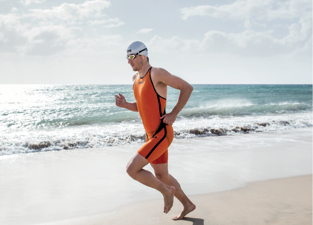 Arena traje de triatlón Carbon Pro hombre