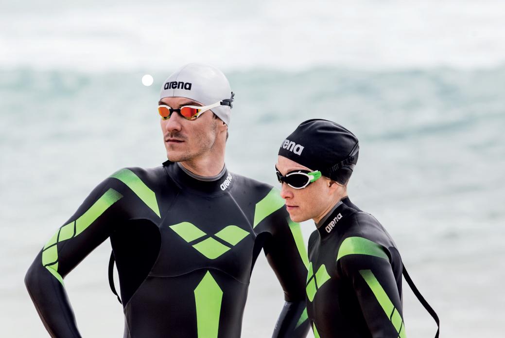 Arena traje de triatlón Triwetsuit mujer - Tienda natación