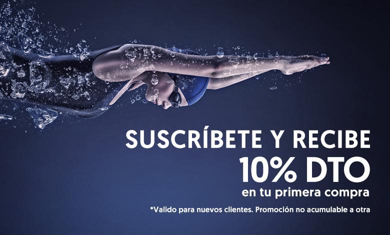 Tienda de natación online