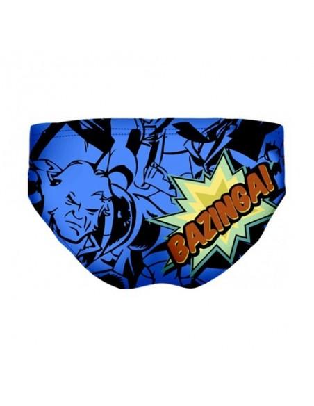NCS Comic Azul Bañador de Hombre