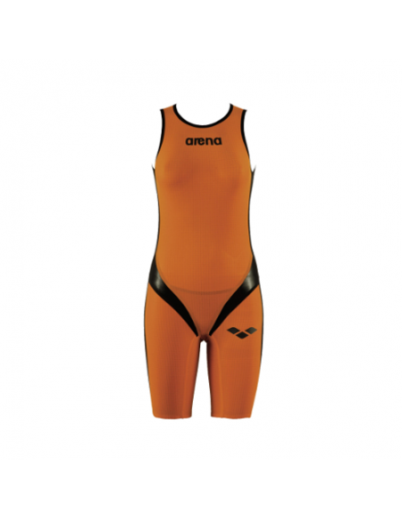 Arena Mono Triatlón WOMAN TRISUIT CARBON PRO BACK ZIPPER