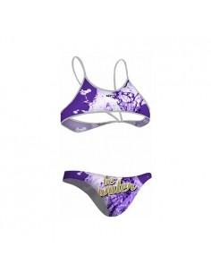 NCS Bikini BE WATER MORADO Mujer