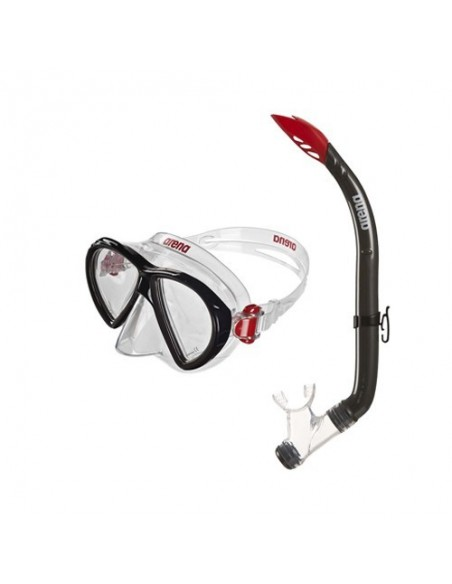 Arena Kit Snorkel SEA DISCOVERY 2 JR MASK + SNORKEL