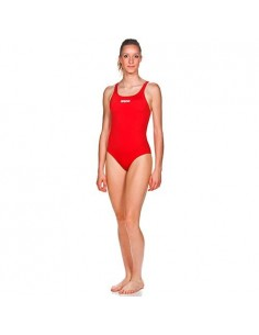 Arena Solid Swim Pro Mujer