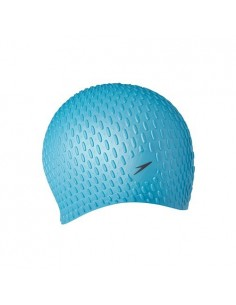 Speedo Gorro Silicona BUBBLE CAP Colores