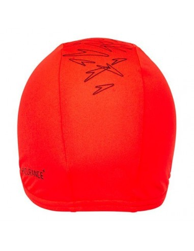 Speedo Gorro Silicona BOOM ENDURANCE + CAP Rojo