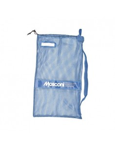 Mosconi Red Porta-Material MESH BAG
