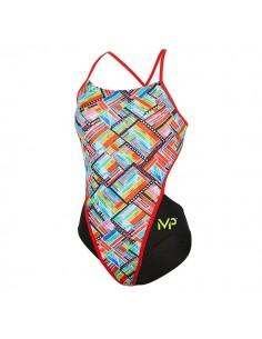 Michael Phelps Bañador Entrenamiento Mujer Subway