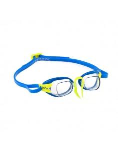 Michael Phelps Gafas de Competición Chronos - Azul / Lima