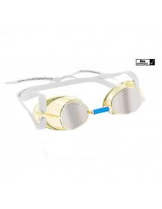 Malmsten Gafas Suecas Espejo Jewel - Amarillo