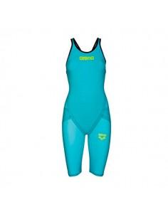 Arena Bañador Competición Powerskin Carbon Flex VX Mujer - Azul