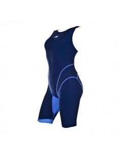 Mosconi Bañador Competición Stream - Azul Marino / Azul Royal