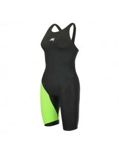 Mosconi Bañador Competición Stream - Negro / Verde