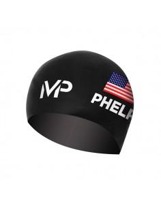 Michael Phelps Gorro Edición Limitada - Negro