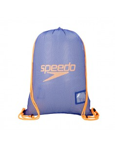 Speedo Red Porta-Material Equipment Mesh Bag - Azul