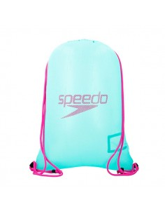 Speedo Red Porta-Material Equipment Mesh Bag - Verde