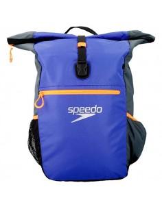 Speedo Mochila Team Ruck Sack III - Azul / Naranja