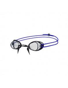 Arena Gafas de Natación Swedix Transparentes - Azul