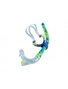 Speedo Snorkel Center Turquesa
