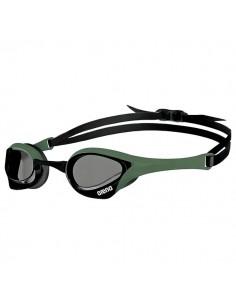 Arena Gafas Natación Cobra Core - Gris Oscuro / Negro