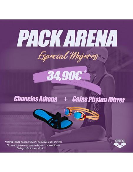 Sandalias Arena + Gafas Phyton