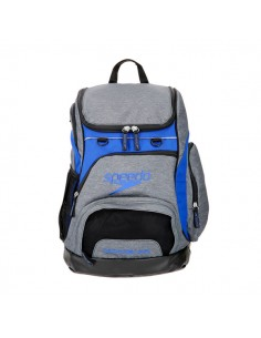 Speedo Mochila Teamster Backpack - Gris/Azul
