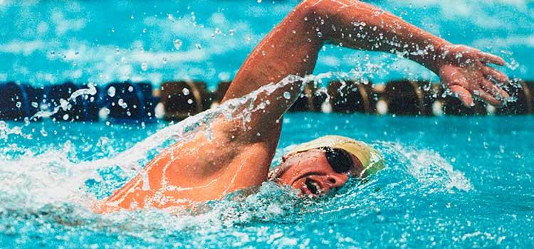 5 razones para escoger la natación