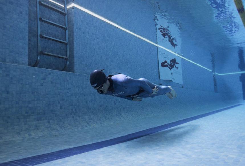 Beneficios de entrenar la apnea en nadadores