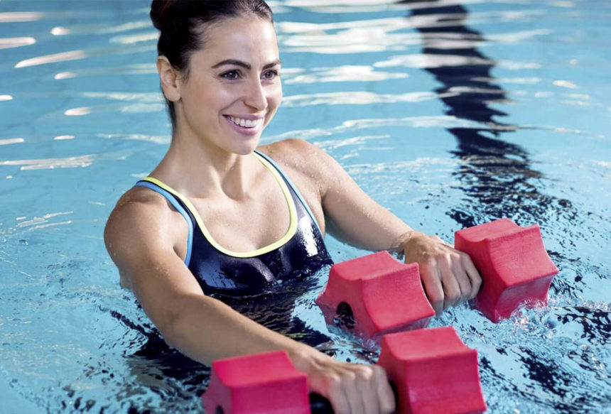 Aquagym para adelgazar y ponerte en forma