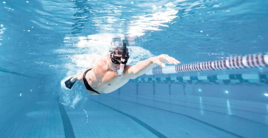 Uso del snorkel en natación. ¿Qué beneficios aporta?