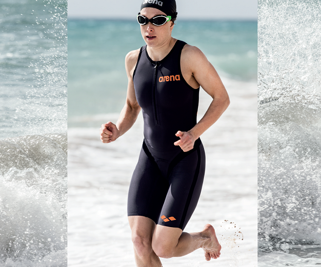 Traje triatlón Arena Woman Trisuit Carbon Pro Back Zipper